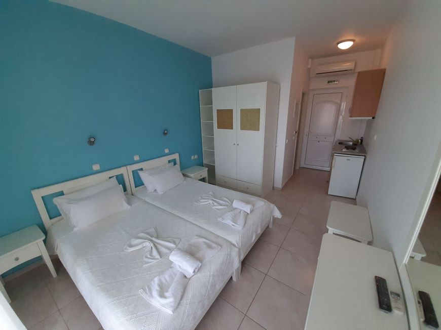 Studio with Sea View in Parga